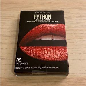 Maybelline Makeup - Maybelline lip palette